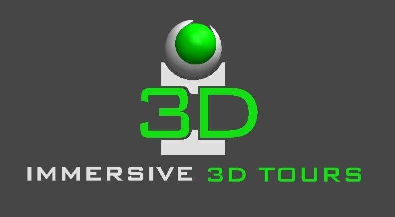 Penyertaan Peraduan #66 untuk Logo design for i3D.