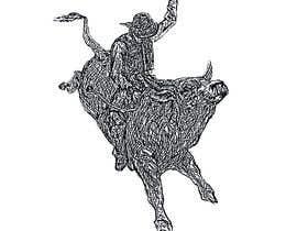 #11 cho Bull rider sketch. bởi markkovalchuk