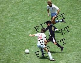 Nro 17 kilpailuun Soccer person swap käyttäjältä RUHUL3