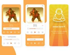 #26 for InnerJam Mobile App Needs a Launch Screen and a Music Player Screen Designed! by kuyabalap