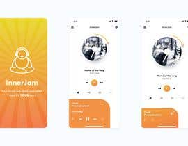 #60 for InnerJam Mobile App Needs a Launch Screen and a Music Player Screen Designed! by anyavolodkina