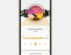 #65 for InnerJam Mobile App Needs a Launch Screen and a Music Player Screen Designed! by kingberr
