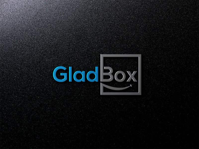 Конкурсная заявка №13 для Logo's name: GladBox, the name means happy box, unisex colors and finally something like a little symbol that communicate sweetness.