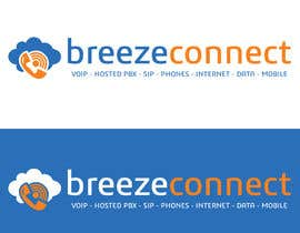#183 для Update Breeze Connect (VOIP/Telco) Company Branding от modeleSKETCH