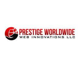 nº 12 pour Design a Logo for Prestige Worldwide Web Innovations LLC par hanidesignsvw