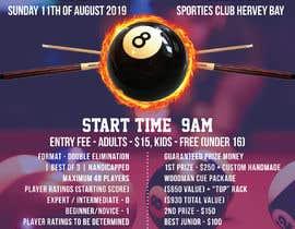 Nro 22 kilpailuun Event sports flyer käyttäjältä creativetyIdea