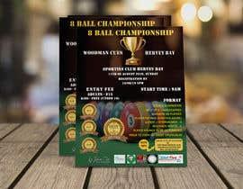 Nro 43 kilpailuun Event sports flyer käyttäjältä Mazba92