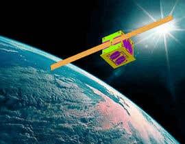 Nro 27 kilpailuun Artistic view of a satellite käyttäjältä Govindg