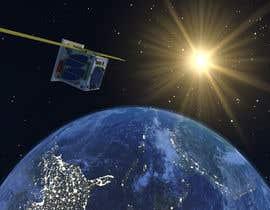 Nro 14 kilpailuun Artistic view of a satellite käyttäjältä JDalecki