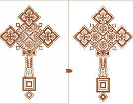 nº 20 pour (Illustrator) Copy & Draw this design to a perfectly symmetrical image par saurov2012urov