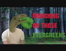 #8 for Kinetic Typography With Brontosaurus Animation af neculadaniel