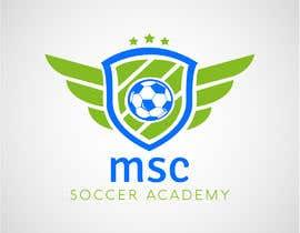 Nro 86 kilpailuun Soccer Logo käyttäjältä jaks7016