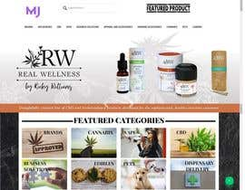 #47 for Redesign my homepage more professionall by admk80