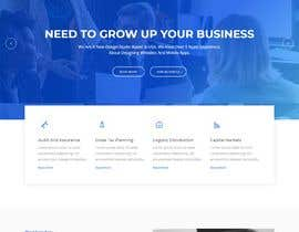 #32 for Redesign my homepage more professionall by mdbelal44241