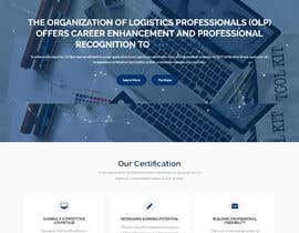#38 for Redesign my homepage more professionall by mdbelal44241