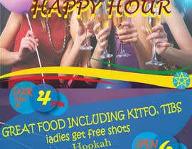 #49 for Make a flyer for a bar/restaurant by Rakibhasan7461
