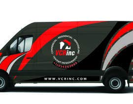 #15 for vehicle wrap design by brandinnovative