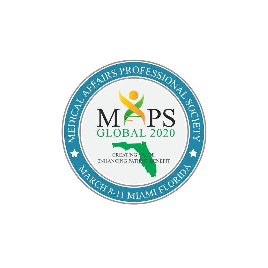 Penyertaan Peraduan #203 untuk MAPS 20202 Logo