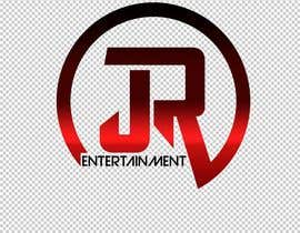 #1 untuk I will like a logo similar to the one in the image. With the name JR Entertainment with red and black colors. Different fonts but that kinda format. Thank you oleh alimohamedomar