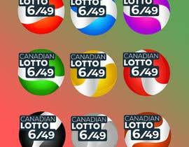 #23 for Lotto icon design needed af manolorosendojr