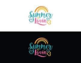 nº 27 pour Summer Lovin' Logo par Rainbowrise