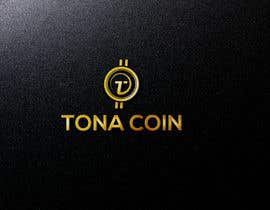 #46 para New Cryptocurrency TONA Logo por biplob504809