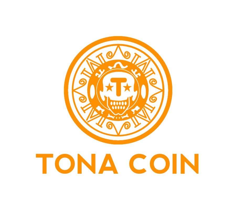 Kilpailutyö #109 kilpailussa New Cryptocurrency TONA Logo