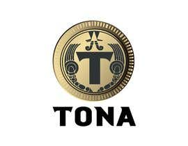#79 para New Cryptocurrency TONA Logo por elena13vw