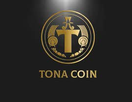 #99 para New Cryptocurrency TONA Logo por elena13vw
