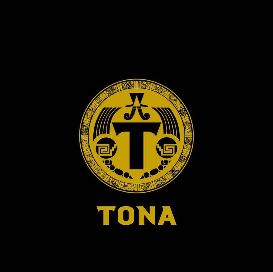 Kilpailutyö #112 kilpailussa New Cryptocurrency TONA Logo
