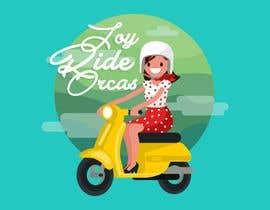 #7 untuk Joy Ride Orcas Logo oleh harmeetgraphix
