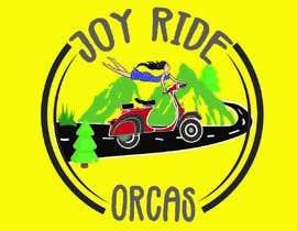 #15 untuk Joy Ride Orcas Logo oleh adnansky
