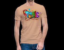 #17 untuk Graffiti designs for clothing oleh SajeebHasan360