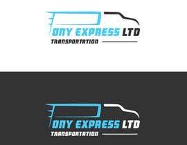 """#103 for Logo for a Transporation Company, """"PONY Express Ltd."""" af letindorko2"""
