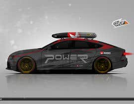 Audi Rs7 Wrap Design Democar Of The Tuning Company Freelancer