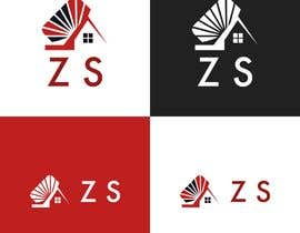 #28 para I need a logo for a construction and building materials company, the initials are ZS. por charisagse