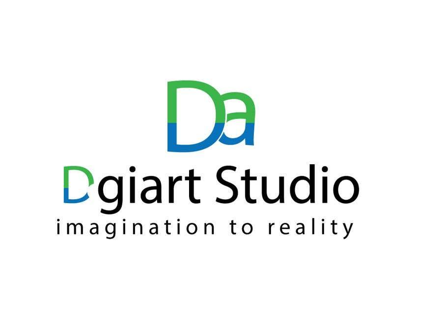 Penyertaan Peraduan #46 untuk Redesign -  current logo DGIART
