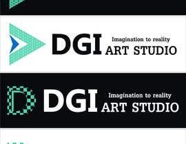 #37 для Redesign -  current logo DGIART от zonaalam