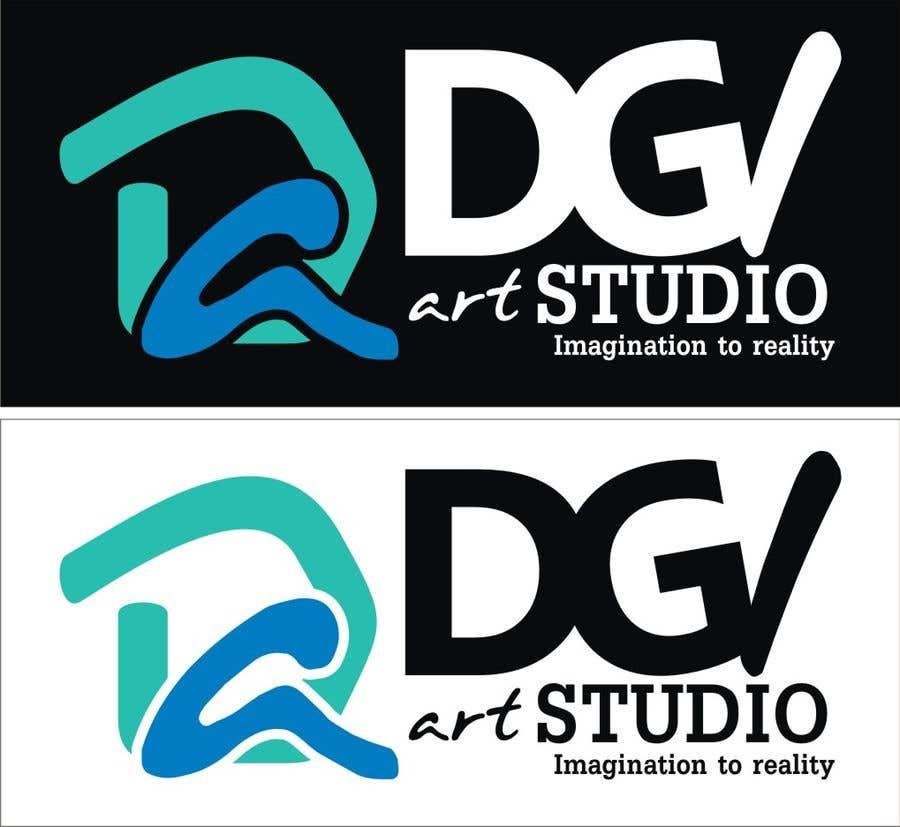 Penyertaan Peraduan #39 untuk Redesign -  current logo DGIART