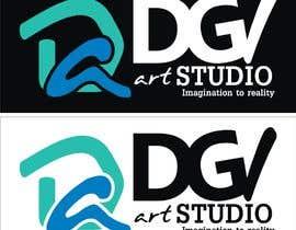 #39 для Redesign -  current logo DGIART от zonaalam