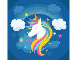 rehanaakter895 tarafından Design a unicorn picture for nursery painting için no 163