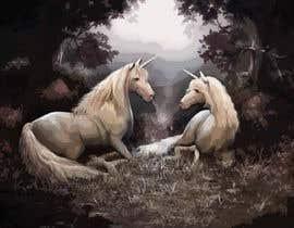 hossaingpix tarafından Design a unicorn picture for nursery painting için no 156