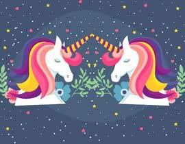 aksaks5 tarafından Design a unicorn picture for nursery painting için no 150