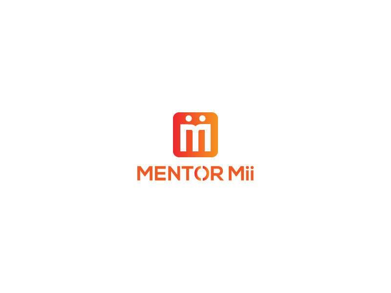 Kilpailutyö #172 kilpailussa Mentor Mii (MentorMii.com) logo