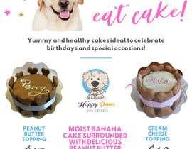 #76 for Cakes for dogs af sadiels