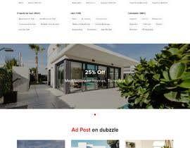 #33 untuk Website mokup design oleh sirana850