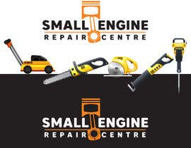 "#124 for Branding for a ""Small Engine Repair Centre"" by Ansabi1964"