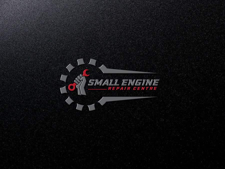 """Contest Entry #102 for Branding for a """"Small Engine Repair Centre"""""""