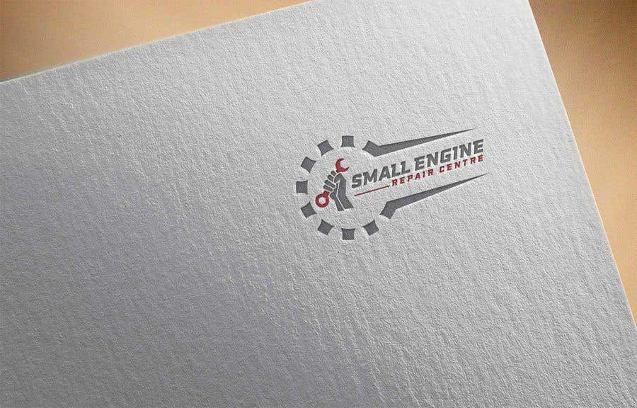 """Contest Entry #104 for Branding for a """"Small Engine Repair Centre"""""""