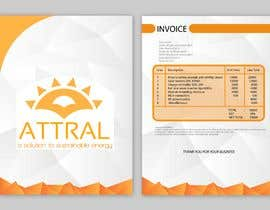 #14 cho Design a letterhead and invoice template bởi AnandAlpha4ever